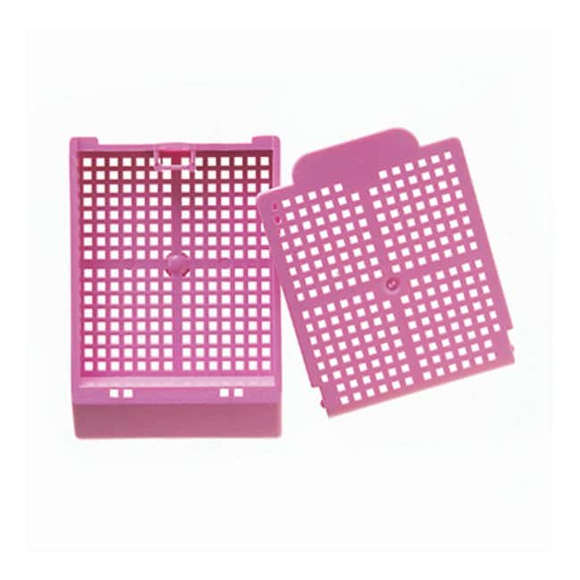 Cancer Diagnostics, Inc.Reverse Hinged Biopsy Cassettes (Square Holes)
