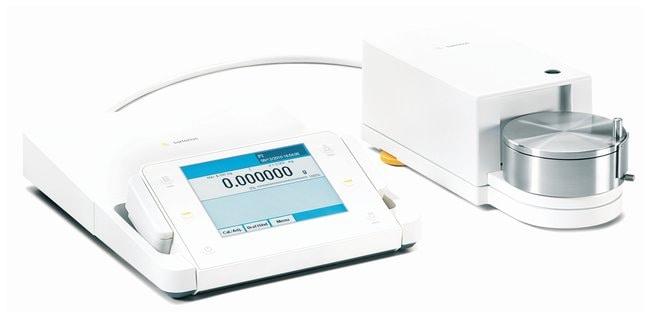 SartoriusCubis™ Micro Balances: 6.6S Weighing Module with Draft Shield