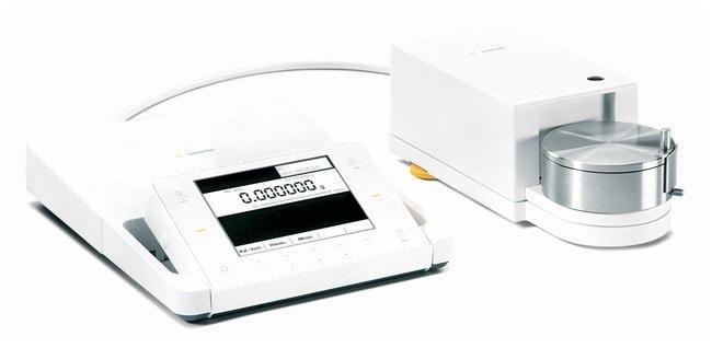 Sartorius Cubis Micro Balances: 6.6S Weighing Module with Draft Shield