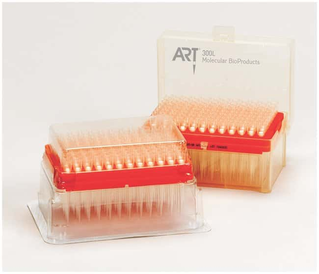 Thermo Scientific™SoftFit-L™ Filtered Pipette Tips in Reload Inserts ART Barrier Pipette tips 300L; 300μL SoftFit-L Reload insert, sterile tip for use with Rainin LTS LiteTouch pipettes Thermo Scientific™SoftFit-L™ Filtered Pipette Tips in Reload Inserts
