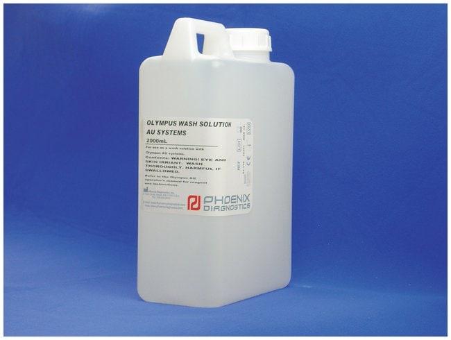 Phoenix Diagnostics Olympus AU Series ISE Reagents ISE Reagents: Wash solution;