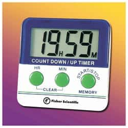 Timers, Clocks, and Stopwatches