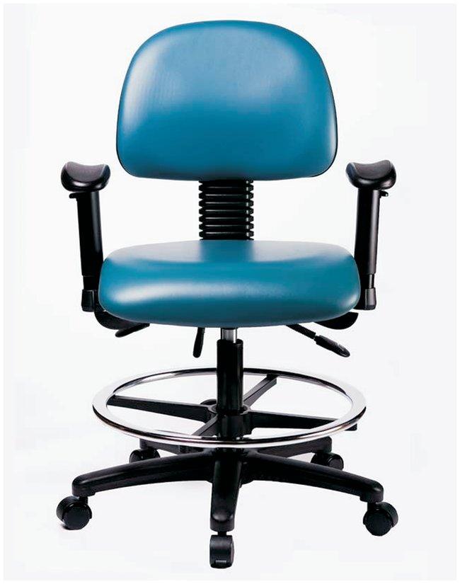 Fisherbrand™Medium-Form Vinyl Chair with Nylon Reinforced Fiberglass Frame