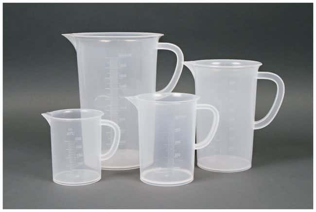Fisher Science Education™Polypropylene Beakers with Handles Set