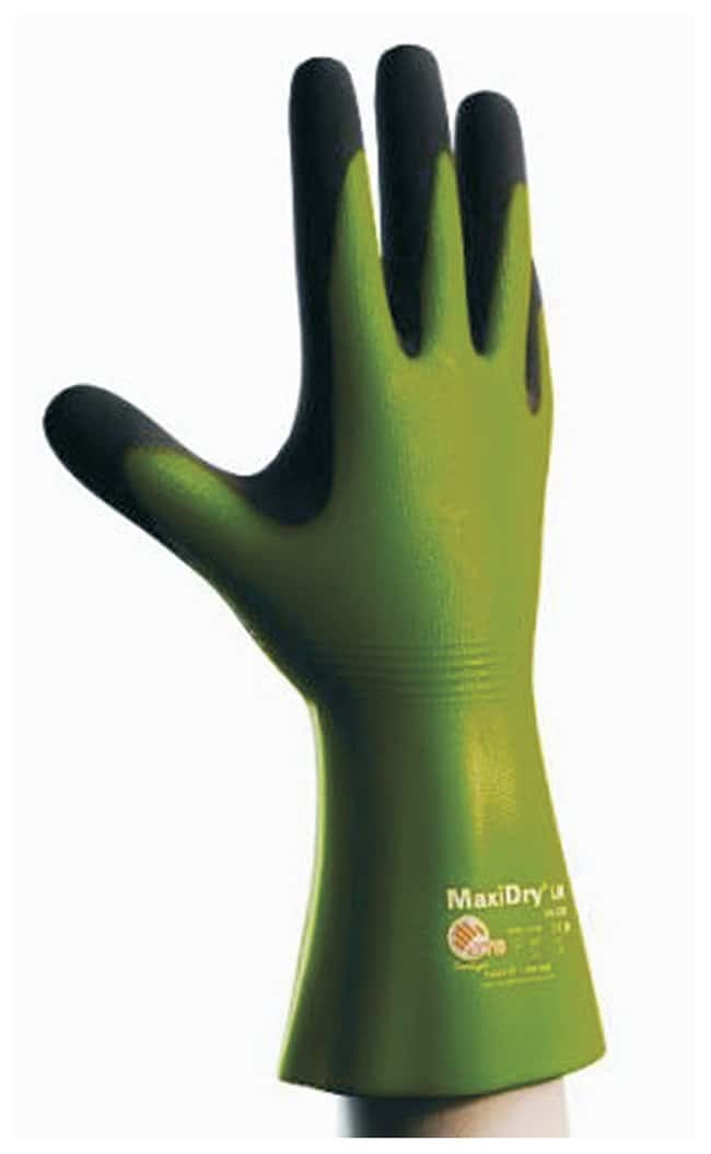PIP™ MaxiChem™ ATG™ Maxidry™ Nitrile Blend CR Gloves with Liner and Non-Slip Grip