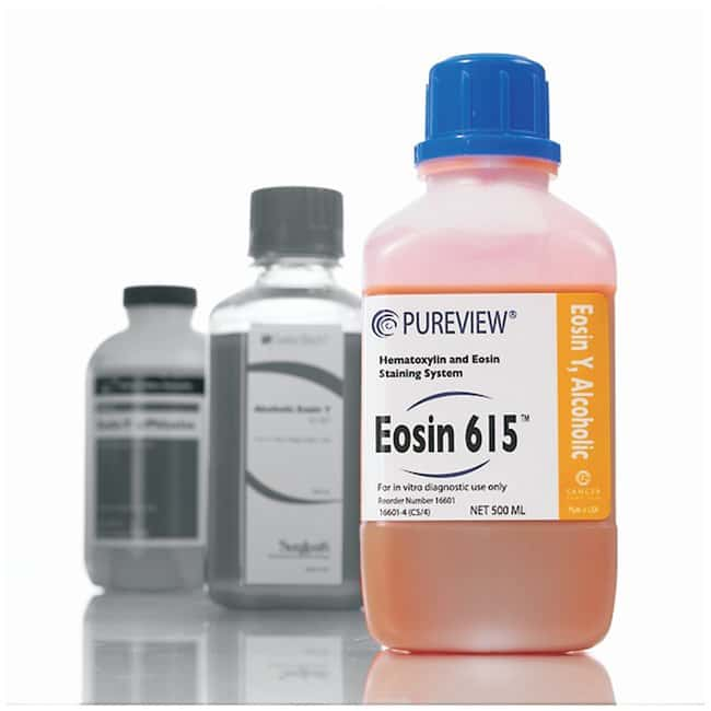 Cancer Diagnostics, Inc. Pureview Staining Reagents Eosin 615 (Y-alcoholic);