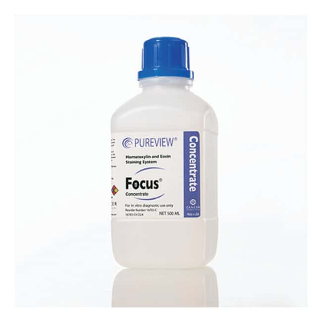Cancer Diagnostics, Inc. Pureview Staining Reagents Focus; 1 gal. (3.8L):Chemicals