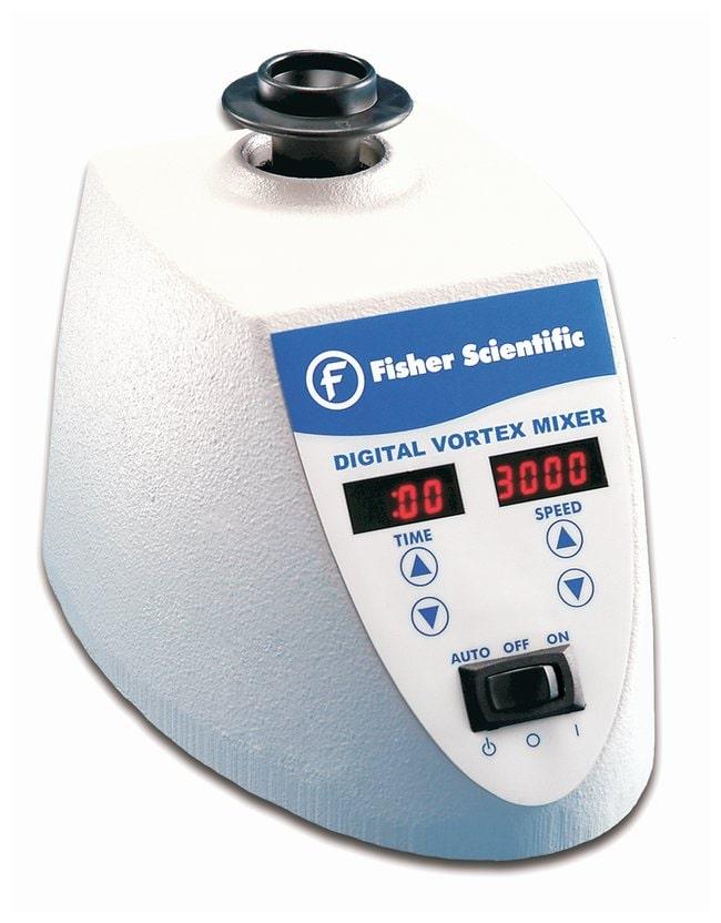 Fisherbrand Digital Vortex Mixer Digital Vortex Mixer ... Fisher Scientific