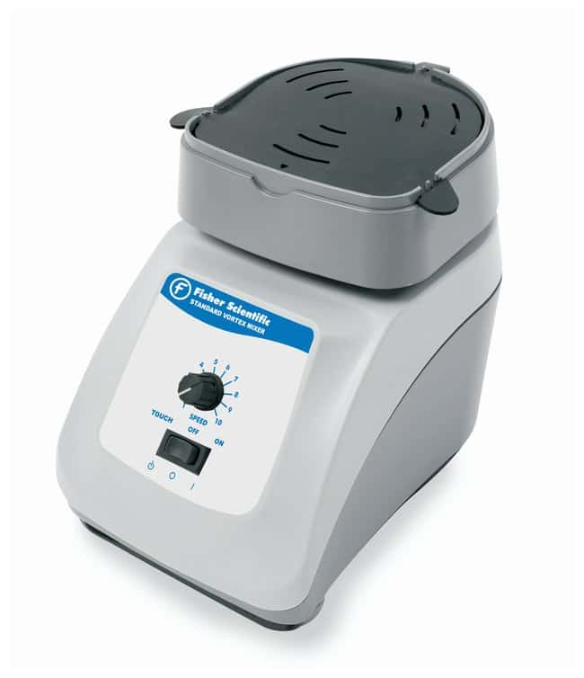 Fisherbrand™Heavy-Duty Vortex Mixers Standard; 230V; US Fisherbrand™Heavy-Duty Vortex Mixers