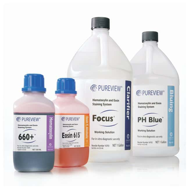 Cancer Diagnostics, Inc. Pureview Staining Reagents Hematoxylin 660+; 0.13