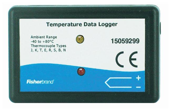 FisherbrandThermocouple Based Temperature Data Logger:Dataloggers and Recorders:Data