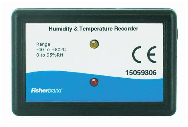 Fisherbrand Humidity and Temperature Data Logger Data Logger w/NIST calibration