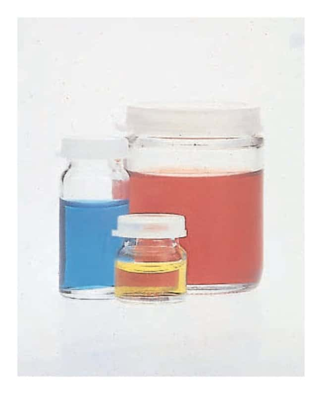 DWK Life Sciences Wheaton Glass Sample Vials with Snap Caps :Test Tubes,