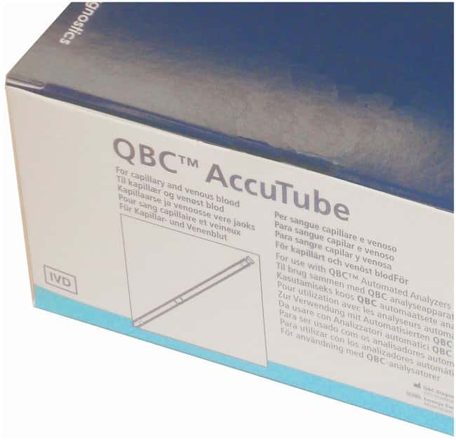 QBC Autoread Plus Dry Centrifugal Hematology System:Diagnostic Tests and