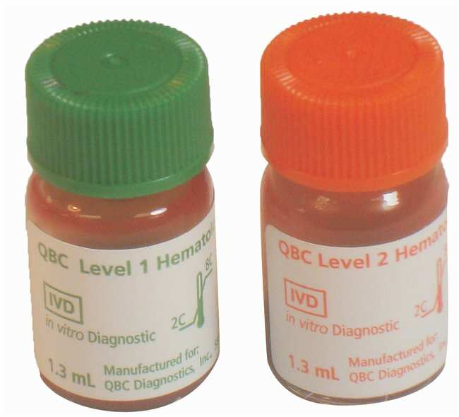 QBC Accessories for Autoread Plus Dry Hematology System:Diagnostic Tests