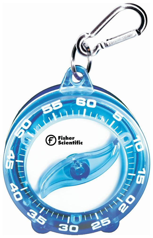Fisherbrand™Temporizadores mecánicos SX-Timer; Translucent blue/white Fisherbrand™Temporizadores mecánicos