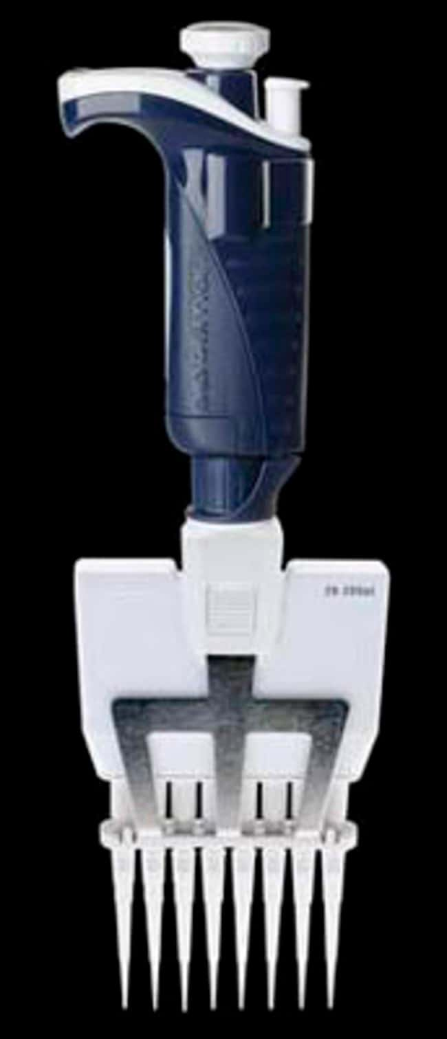Gilson™ PIPETMAN™ M Pipettes Model: P8 x 10M; Eight channels Gilson™ PIPETMAN™ M Pipettes