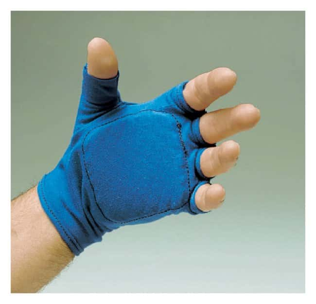 Impacto Original Anti-Impact Glove Liner Size: Large, Pair:Gloves, Glasses