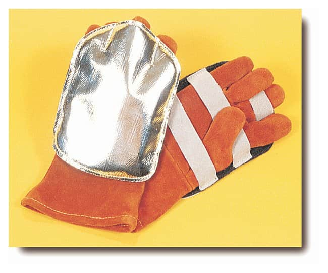 Steel Grip Aluminized Hand Protector Hand Protector:Gloves, Glasses and