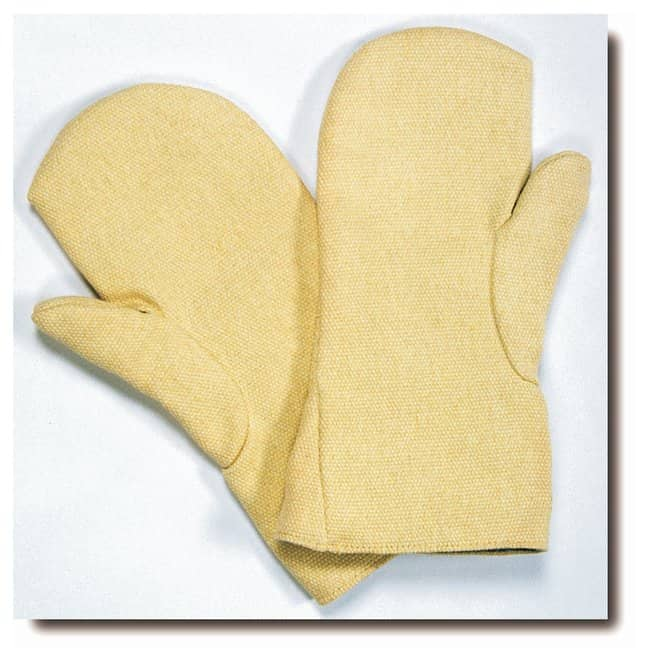 Steel Grip Mitts Mitt; 22 oz.; 14 in.:Gloves, Glasses and Safety