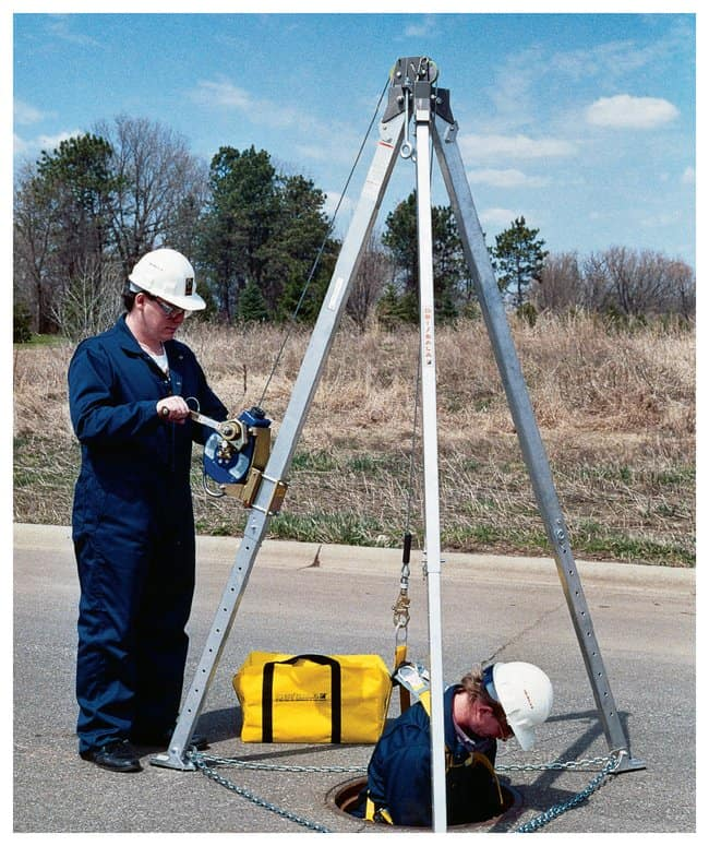 DBI/Sala™ Mounted Recovery System—Complete System
