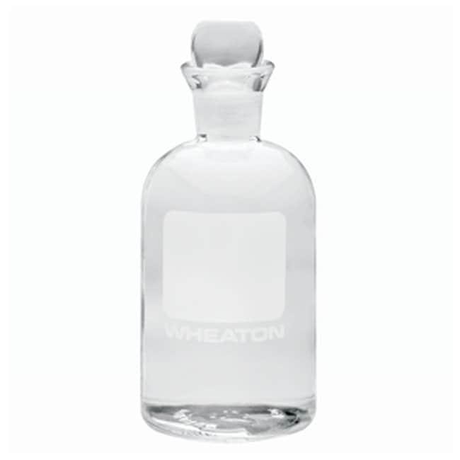 DWK Life SciencesWheaton™ BOD Bottles 300mL; Pennyhead stopper; Unnumbered DWK Life SciencesWheaton™ BOD Bottles