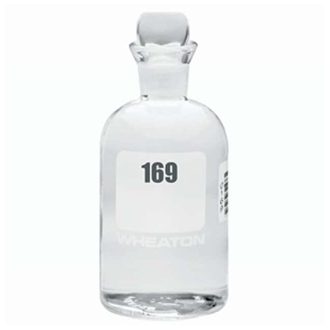 DWK Life Sciences Frascos de DBO 300mL; Pennyhead stopper; No. Sequence: 169 to 192 DWK Life Sciences Frascos de DBO