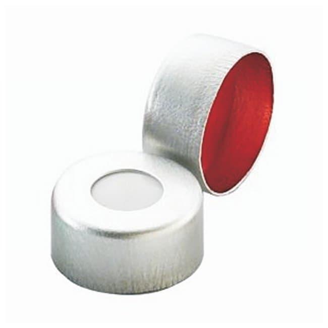 DWK Life SciencesWheaton™ E-Z Seals™ Aluminum Vial Caps Aluminium Seal Closure; 11mm diameter DWK Life SciencesWheaton™ E-Z Seals™ Aluminum Vial Caps