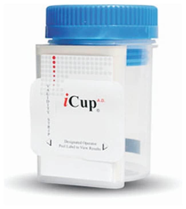 Abbott iCup A.D. Zero Exposure Urine Drug Screens COC, THC, MOP, AMP, mAMP,