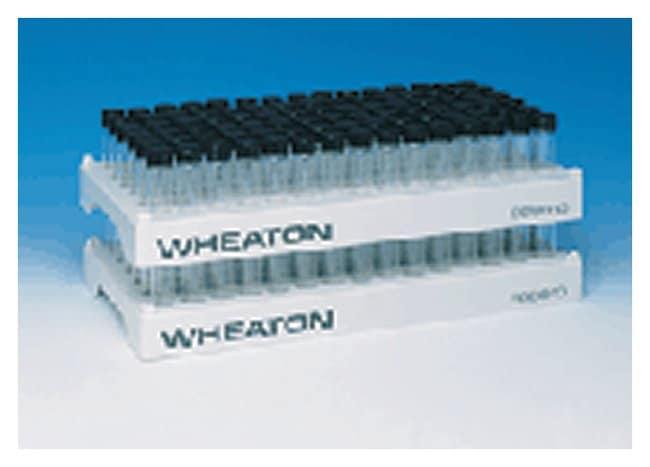DWK Life Sciences90 Positionen Fläschchen Gestell Fläschchenständer Reagenzglasständer