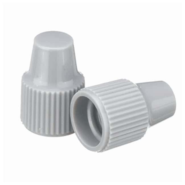 DWK Life SciencesWheaton™ Polypropylene Caps for Wheaton Dropping Bottles - Gray
