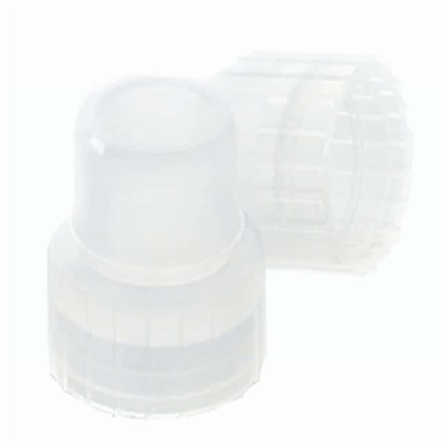 DWK Life Sciences Wheaton Snap Plug Caps Color: Natural; 8mm (0.31in.):Chromatography