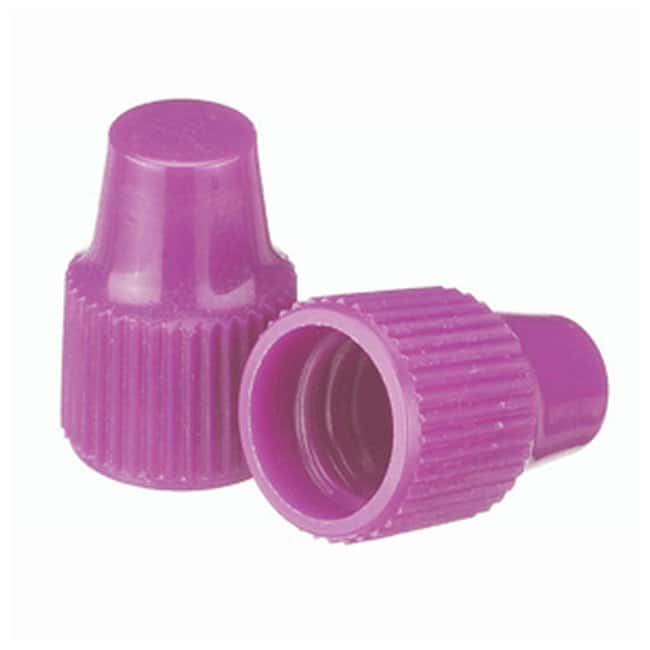 DWK Life SciencesWheaton™ Polypropylene Caps for Wheaton Dropping Bottles - Purple
