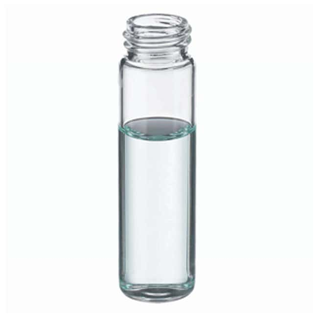 DWK Life Sciences Wheaton Glass Sample Vials in Lab File without Caps