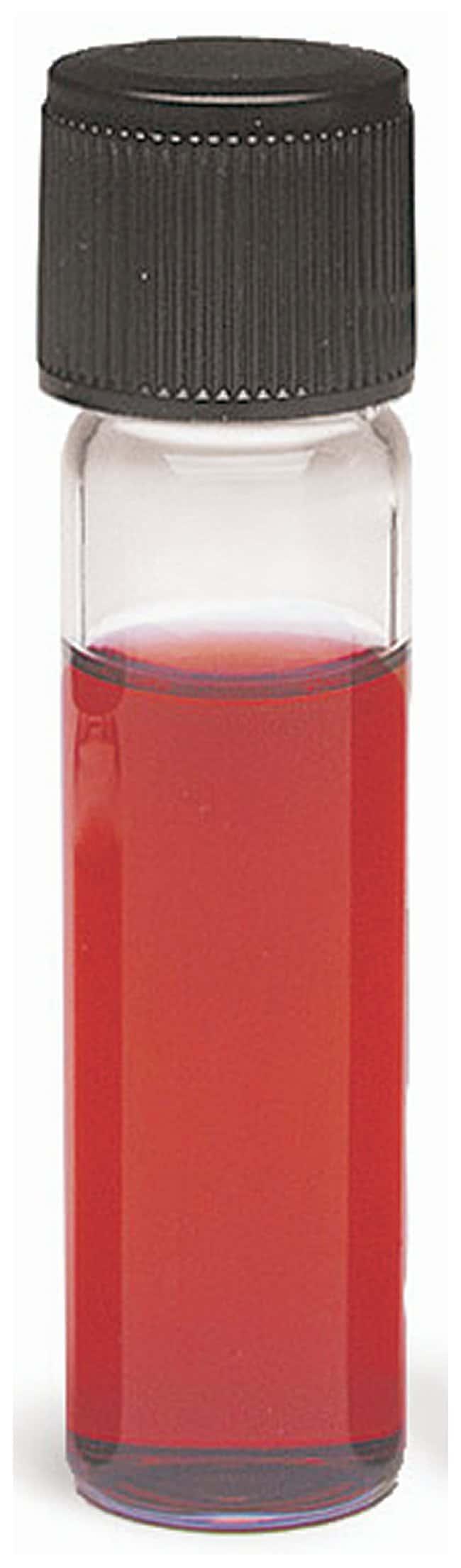 DWK Life Sciences Wheaton Glass Culture Vials Culture Vials, Capacity: