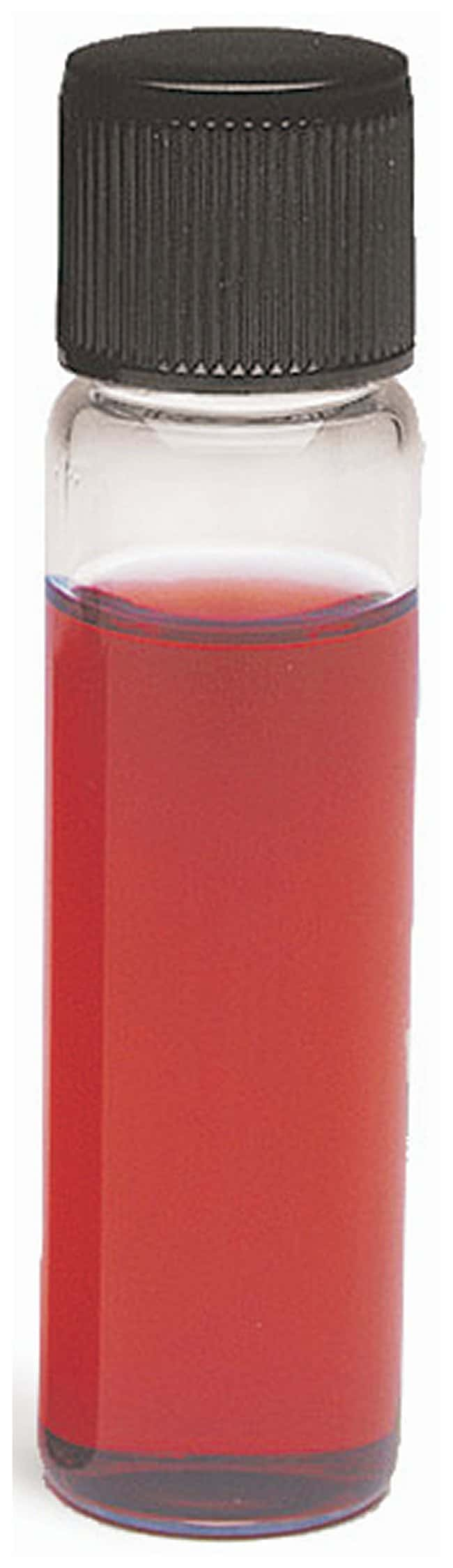 DWK Life Sciences Wheaton Glass Culture Vials Culture Vials, Capacity: