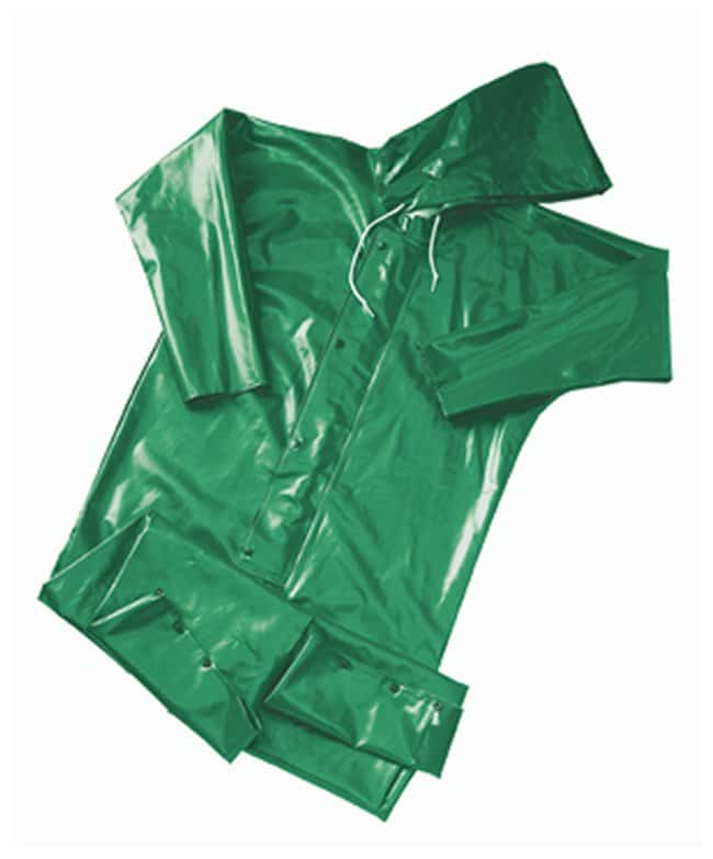 Tingley Safetyflex Flame Resistant Overall Overall; Green; Size: small:Gloves,