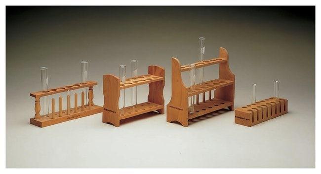 Fisherbrand™Wood Test Tube Racks