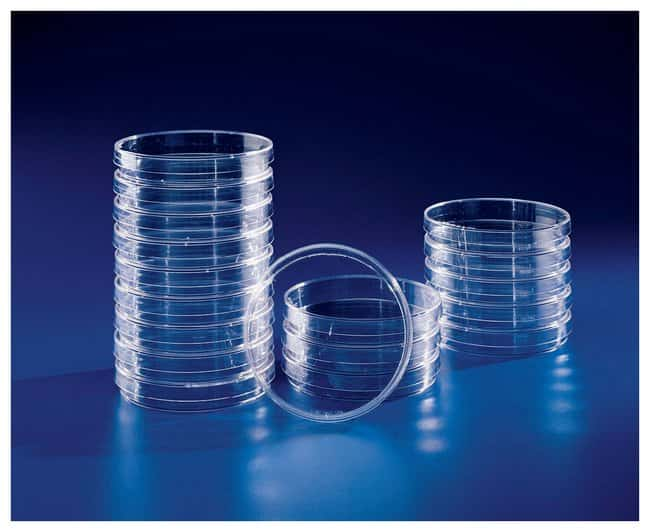 Fisherbrand Petri Dishes with Clear Lids:Dishes, Plates and Flasks:Dishes