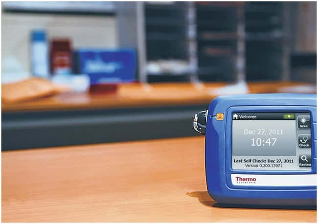 Thermo ScientificTruNarc:Industrial Hygiene and Environmental Monitoring:Chemical