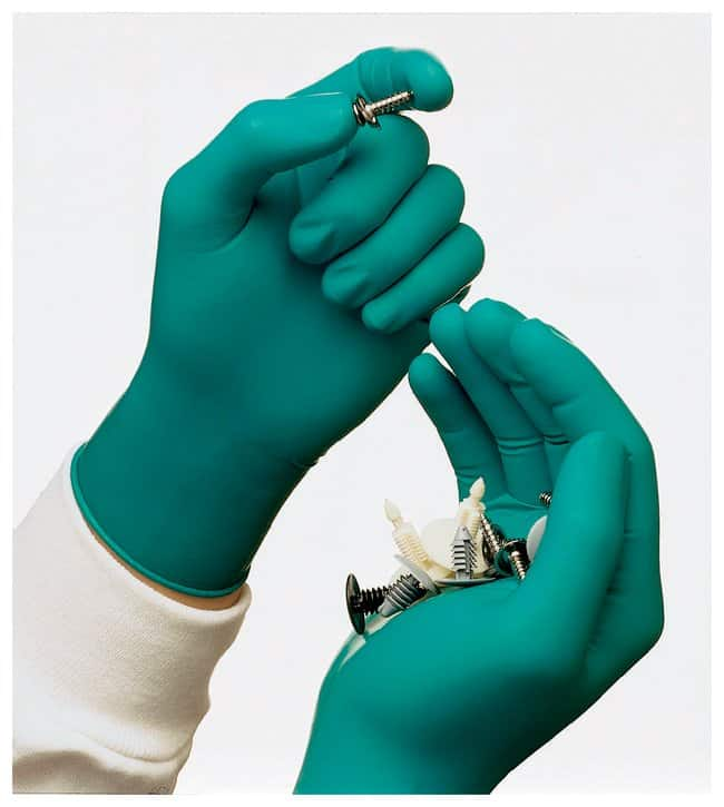 Ansell™ Touch N Tuff™ Disposable Nitrile Gloves, Powder-free
