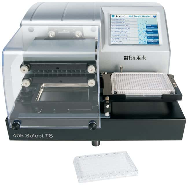 BioTek™ 405™ Touch Microplate Washer 96-Well; ; w/o 4-Buffer switching, ultrasonic advantage, optimized cell washing BioTek™ 405™ Touch Microplate Washer