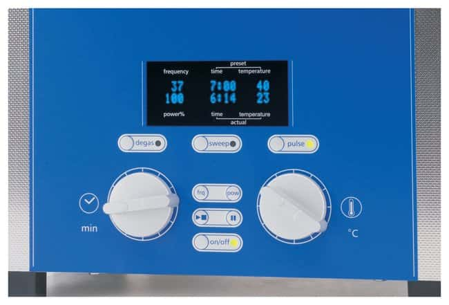 Fisherbrand 112xx Series Advanced Ultrasonic Cleaner:Autoclaving, Sterilization