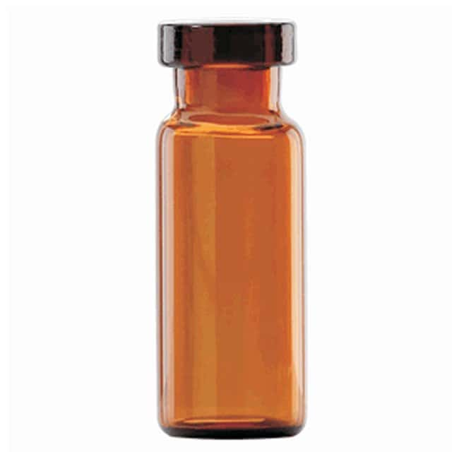 DWK Life SciencesWheaton™ Amber Glass E-Z Vials Vial, Amber, 1.5mL DWK Life SciencesWheaton™ Amber Glass E-Z Vials