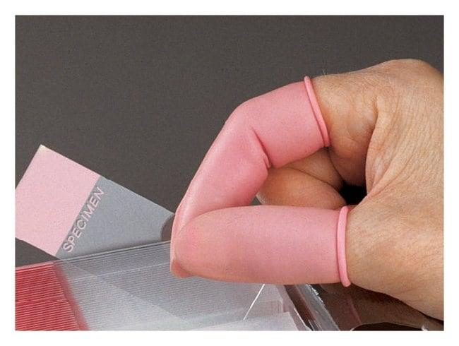 QRP™Antistatic Latex Finger Cots