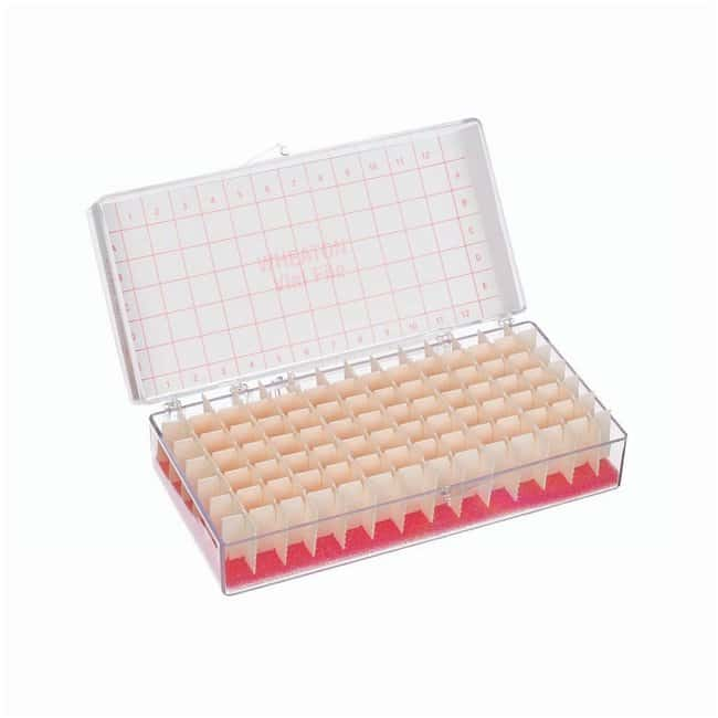 DWK Life Sciences Wheaton M-T Vial File and Accessories  Vial file; Holds