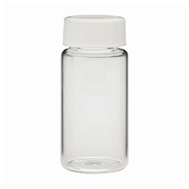 DWK Life SciencesWheaton™ Glass 20mL Scintillation Vials: Polypropylene Caps