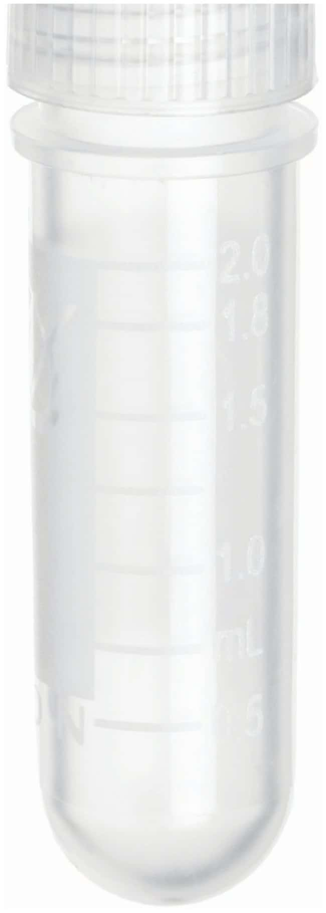 DWK Life SciencesWheaton™ CryoELITE™ Cryogenic Vials, Round Bottom with External Screw Cap: Cryogenic Storage Cell Culture