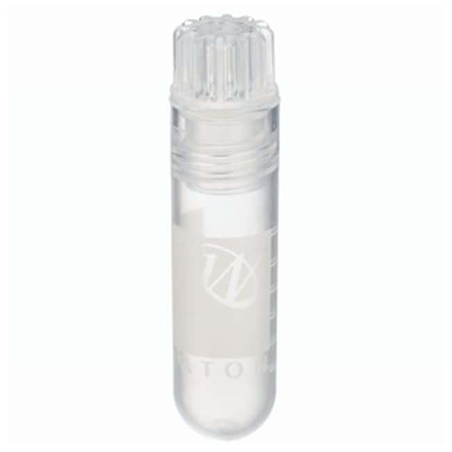 DWK Life Sciences Wheaton™ CryoELITE™ Cryogenic Vials, Round Bottom with Internal Screw Cap