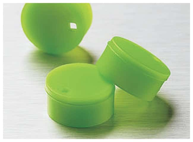 Corning™ Color-Coded Cap Inserts Green Corning™ Color-Coded Cap Inserts